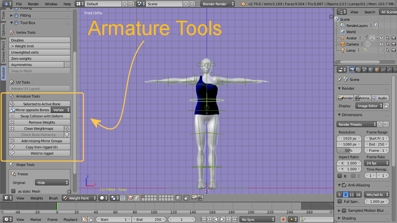 How much does the armature weigh